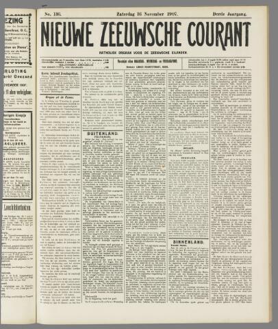 Nieuwe Zeeuwsche Courant 1907-11-16