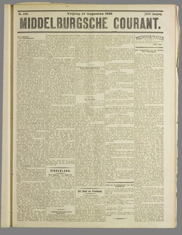 Middelburgsche Courant 1925-08-21