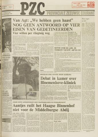 Provinciale Zeeuwse Courant 1974-10-30