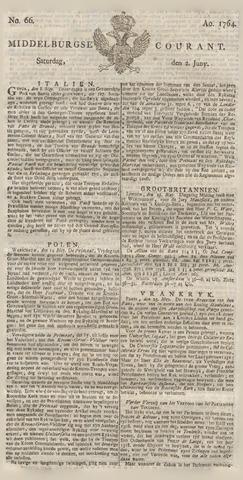 Middelburgsche Courant 1764-06-02