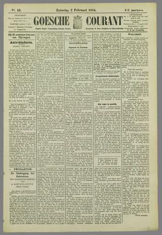 Goessche Courant 1924-02-02