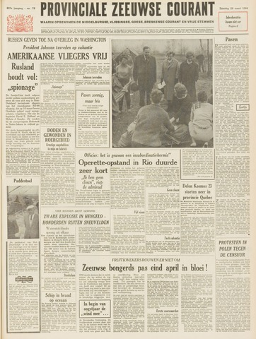 Provinciale Zeeuwse Courant 1964-03-28