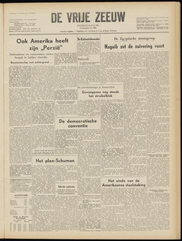 de Vrije Zeeuw 1952-07-26