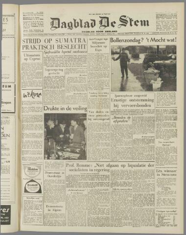 de Stem 1958-04-28