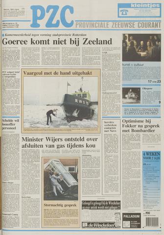 Provinciale Zeeuwse Courant 1996-02-09