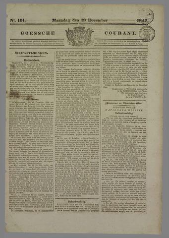 Goessche Courant 1842-12-19