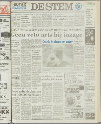 de Stem 1985-11-21