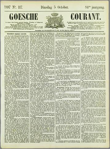 Goessche Courant 1897-10-05