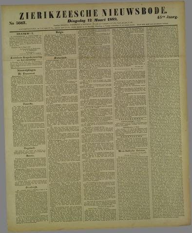 Zierikzeesche Nieuwsbode 1889-03-12
