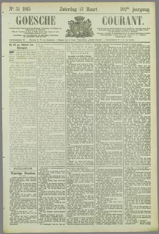 Goessche Courant 1915-03-13