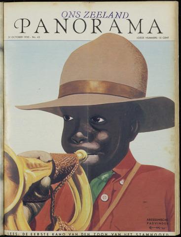 Ons Zeeland / Zeeuwsche editie 1935-10-31
