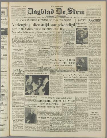 de Stem 1951-03-10
