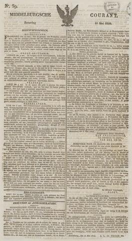 Middelburgsche Courant 1829-05-16