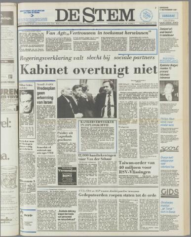 de Stem 1981-11-17