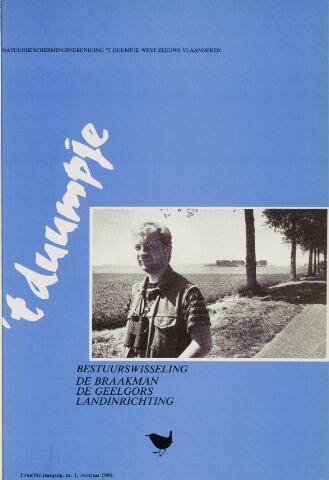 t Duumpje 1986-03-01