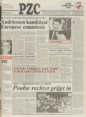 Provinciale Zeeuwse Courant 1980-10-25