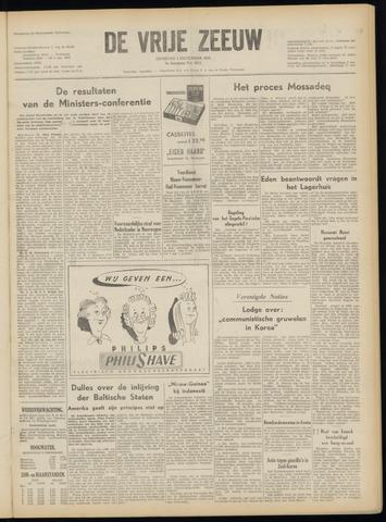 de Vrije Zeeuw 1953-12-01