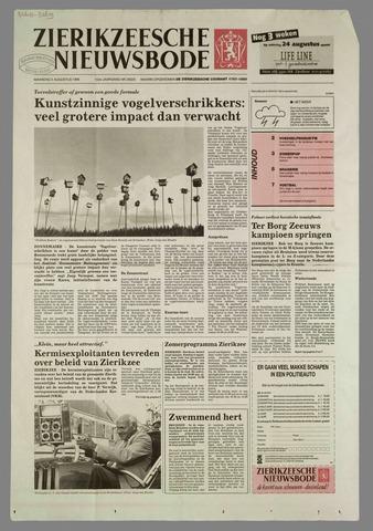 Zierikzeesche Nieuwsbode 1996-08-05