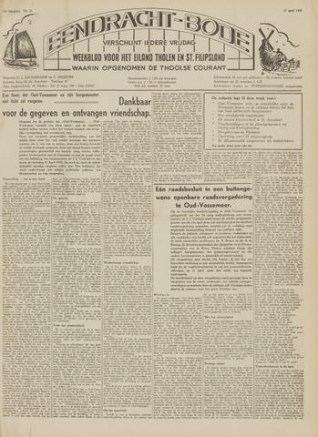 Eendrachtbode (1945-heden)/Mededeelingenblad voor het eiland Tholen (1944/45) 1959-04-17