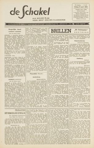 De Schakel 1964-04-10