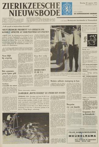 Zierikzeesche Nieuwsbode 1973-08-20