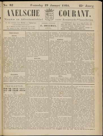 Axelsche Courant 1910-01-19