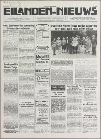 Eilanden-nieuws. Christelijk streekblad op gereformeerde grondslag 1990-10-12
