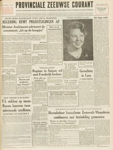 Provinciale Zeeuwse Courant 1964-01-31