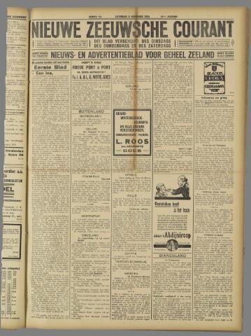 Nieuwe Zeeuwsche Courant 1924-11-08