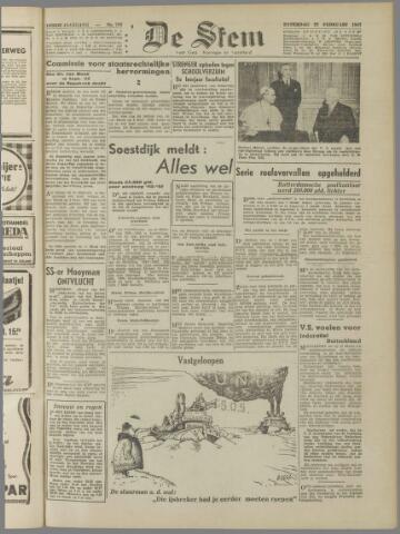 de Stem 1947-02-22