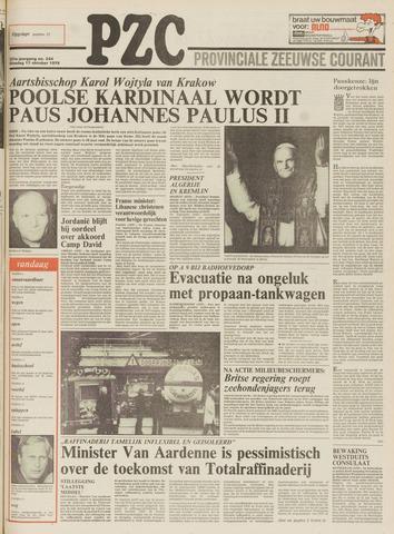 Provinciale Zeeuwse Courant 1978-10-17
