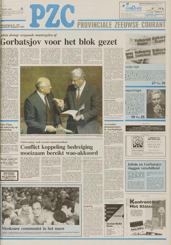 Provinciale Zeeuwse Courant 1991-08-24