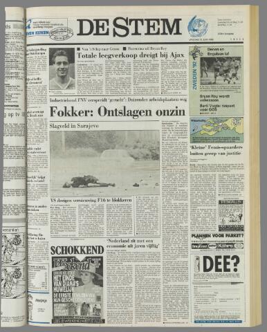 de Stem 1992-06-12
