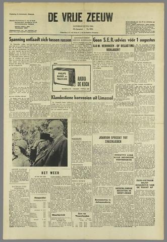 de Vrije Zeeuw 1964-07-25