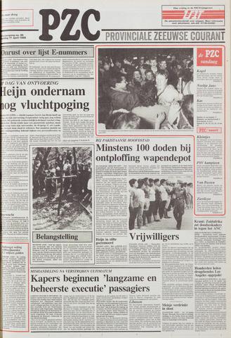 Provinciale Zeeuwse Courant 1988-04-11