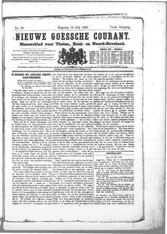 Nieuwe Goessche Courant 1869-07-13