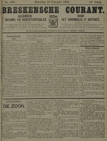Breskensche Courant 1905-02-18