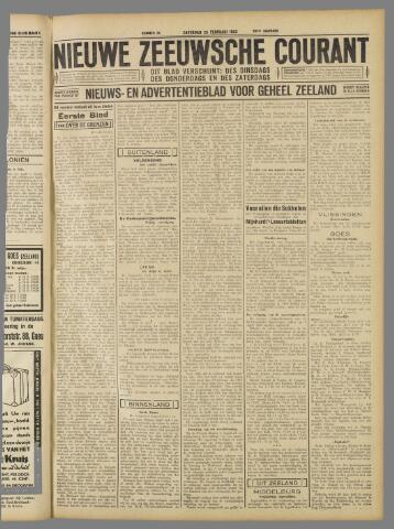 Nieuwe Zeeuwsche Courant 1933-02-25