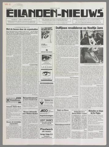 Eilanden-nieuws. Christelijk streekblad op gereformeerde grondslag 1995-07-21