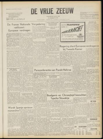 de Vrije Zeeuw 1957-07-10