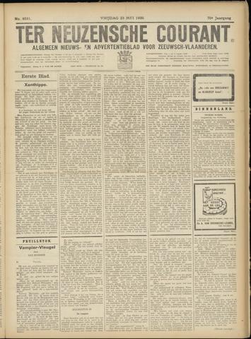 Ter Neuzensche Courant. Algemeen Nieuws- en Advertentieblad voor Zeeuwsch-Vlaanderen / Neuzensche Courant ... (idem) / (Algemeen) nieuws en advertentieblad voor Zeeuwsch-Vlaanderen 1930-05-23