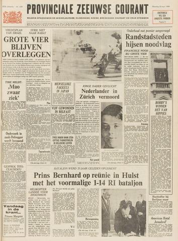Provinciale Zeeuwse Courant 1969-09-22