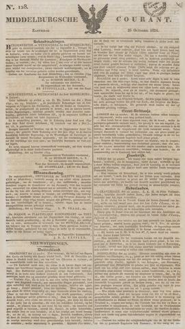 Middelburgsche Courant 1834-10-25