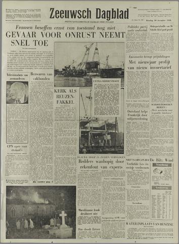 Zeeuwsch Dagblad 1958-12-30