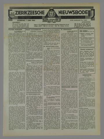 Zierikzeesche Nieuwsbode 1941-06-13