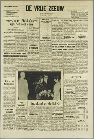 de Vrije Zeeuw 1967-06-29