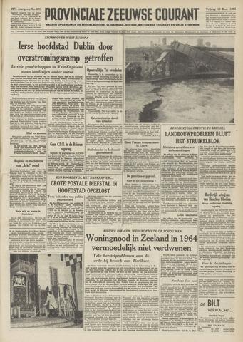 Provinciale Zeeuwse Courant 1954-12-10
