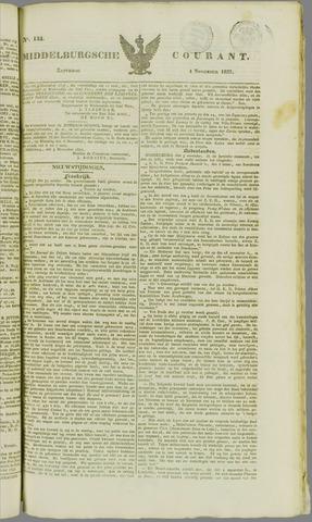 Middelburgsche Courant 1837-11-04
