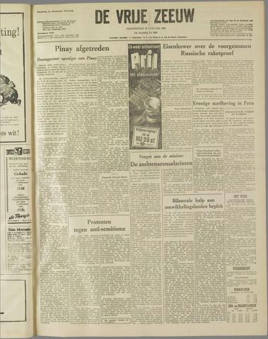 de Vrije Zeeuw 1960-01-14