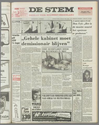 de Stem 1977-03-24
